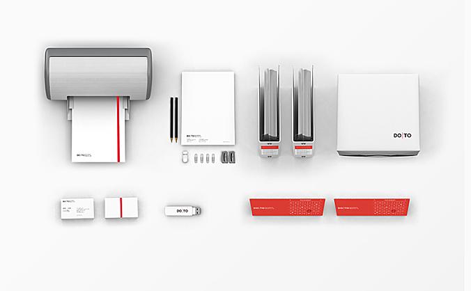 精选日本40款优质极简全套VI贴图样机展示设计PSD模板