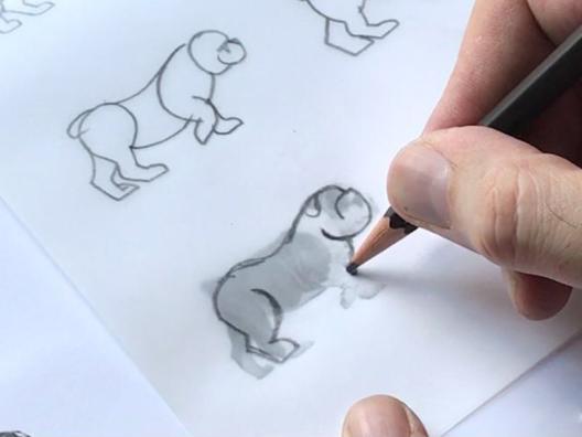 海外动物LOGO设计大神成体系课程教你设计动物LOGO