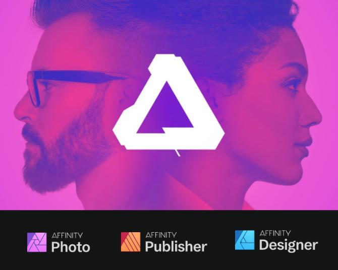 不想用Adobe系列的设计软件?不妨试试这套Affinity设计软件