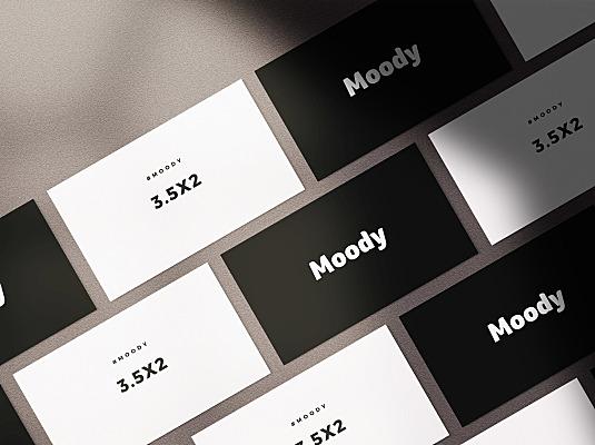 9.24GB海外大神精选配套眼影设计样机PSD格式shadow  printing mockups
