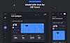 [WEB UI+代码]高级简约仪表模板UI设计套件 Unity Dashboard Kit